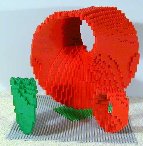 Lego Mobius Strips